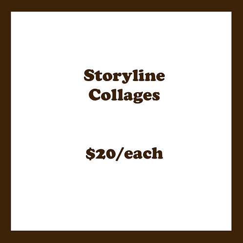 STORY LINE COLLAGES