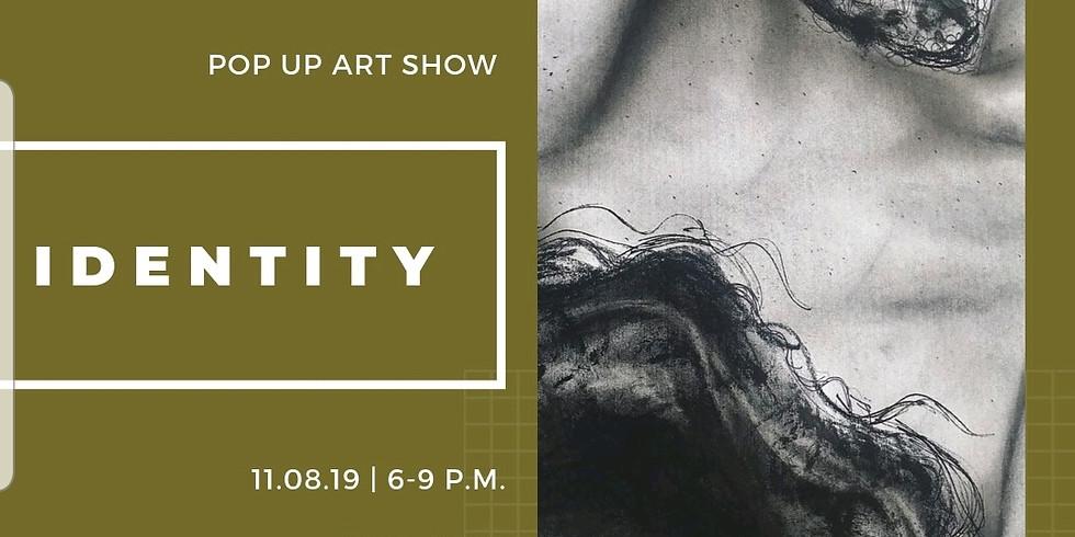 De Colores presents: Grey Space Pop Up Art Show: IDENTITY