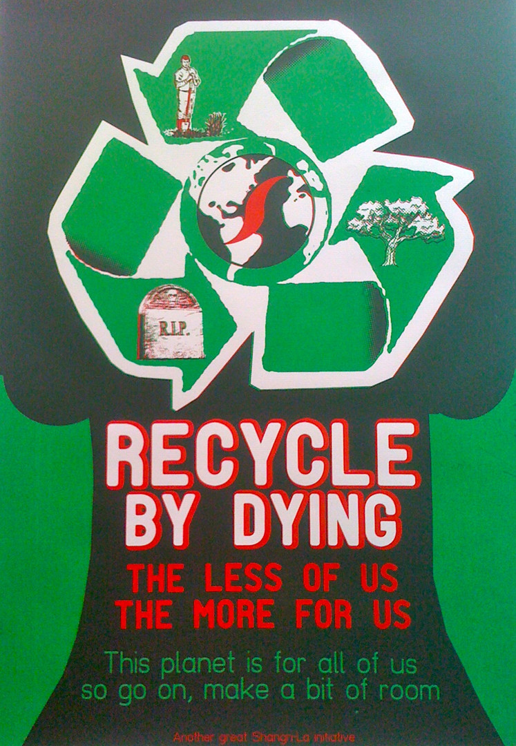 Recycle By Dying