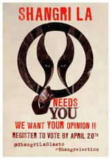 ShangriLa Needs You