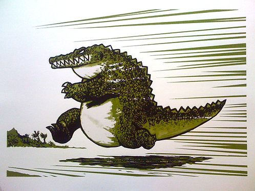 Hungry Croc (Test Run)