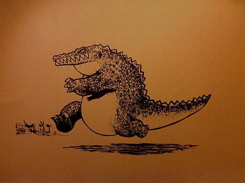 Hungry Croc (1off)