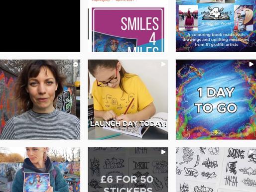 Smiles4MilesBooks Kickstarter
