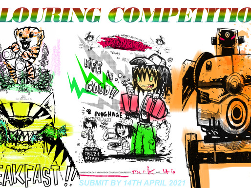 Colouring Competition!