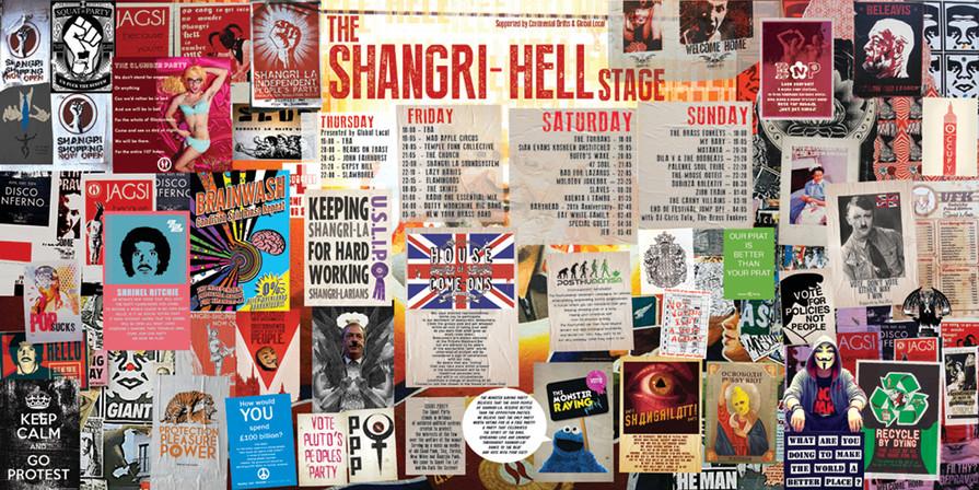 Hell LineUp 2015 Billboard