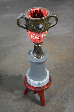 Trophy for Tomorrow Blues!