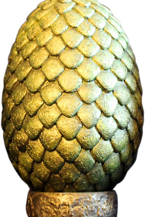 Dragon Egg - Green
