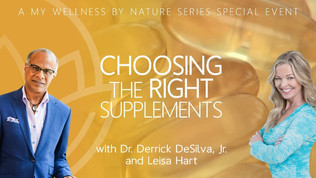 Choosing the Right Supplements: Episode 1
