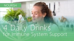 4 Immune-Supporting Drinks to Sip on Daily