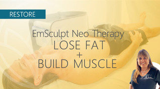Lose Fat + Build Muscle NON-INVASIVELY with EmSculpt Neo