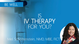 Is IV Therapy for You?