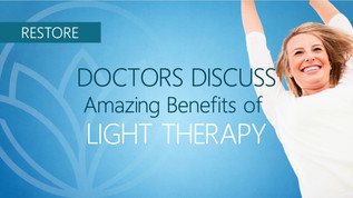 Near Infrared Light Therapy: Doctors Seeing the Tremendous Benefits