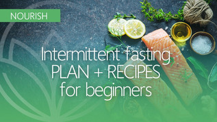 Intermittent Fasting Plan for Beginners