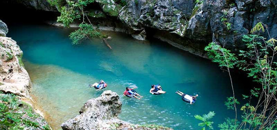 Cave Tubing & Jungle Tour