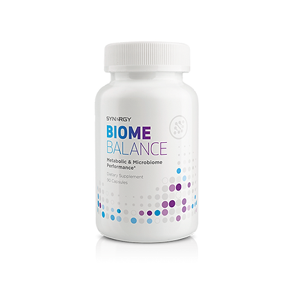 Biome Balance by Synergy - 90 Capsules
