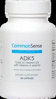 ADK5 (Vitamin D 5,000IU)*