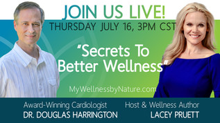 WATCH LIVE! Secrets To Better Wellness- WHY NOW and HOW are People Taking Control of Their Wellness