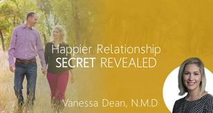 Happier Relationship Secret: Revealed