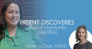 Patient Discoveries about Hormones: Andrea's Story