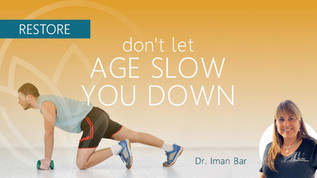 Aging Slowing You Down? Symptoms of Low-T for Men.