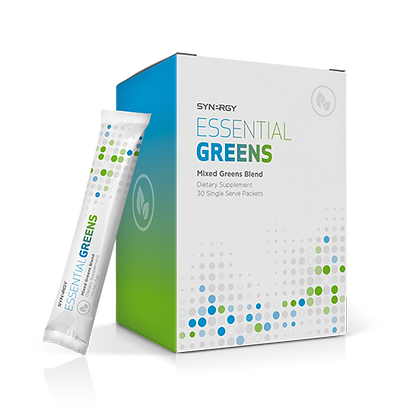 Essential Greens - 30 Single Serve Packets