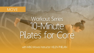 10-Minute Pilates Routine: Build Your Core and More