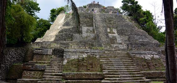 Mayan Ruin Boat Tour