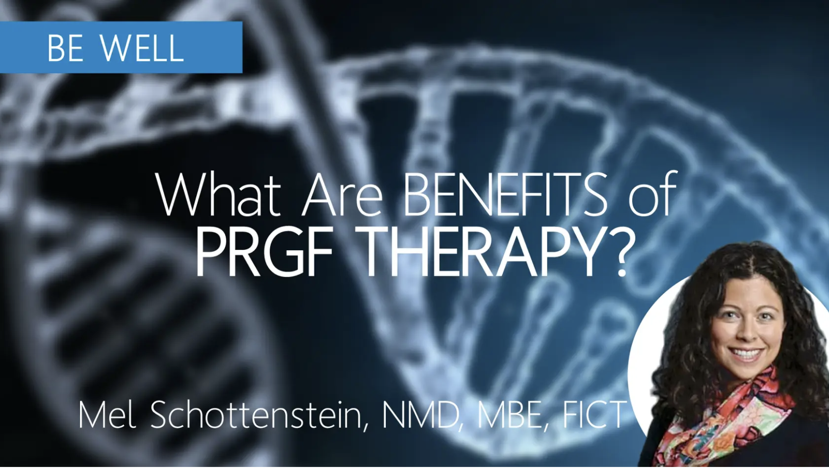 What is PRGF Therapy?