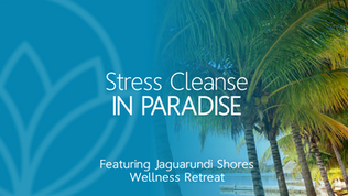 Stress Cleanse IN PARADISE
