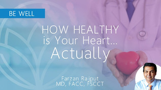 Heart Health Facts: Is Your Heart Actually Healthy?