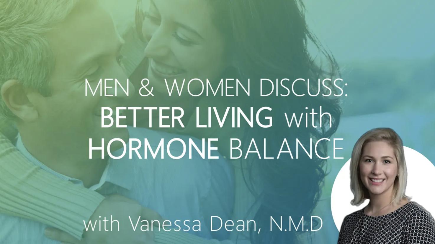 Hormone Therapy Testimonial