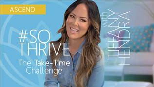 Take Time for YOU Challenge