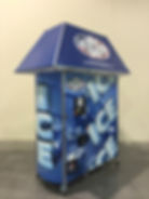 The Ice Depot Ice Vending Machine