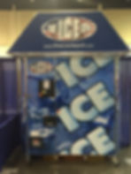 The Ice Depot Ice Vending Mahine