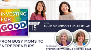From Busy Moms To Entrepreneurs