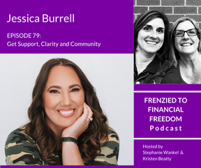 F2F 79 - Get Support, Clarity and Community with Jessical Burrell