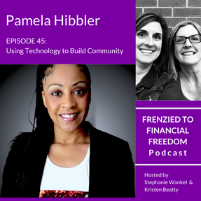 Using Technology to Build Community with Pamela HIbbler