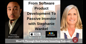 From Software Product Development to Passive Investor