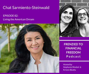 F2F 82 - Living the American Dream with Chat Sarmiento-Steinwald