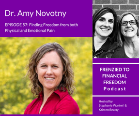 Finding Freedom from both Physical and Emotional Pain with Dr. Amy Novotny