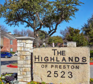 The Highlands of Preston