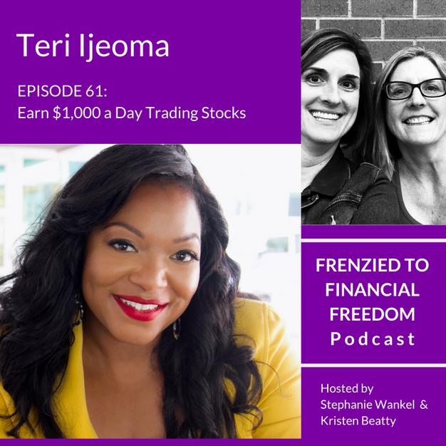 Earn $1,000 a Day Trading Stocks with Teri Ijeoma
