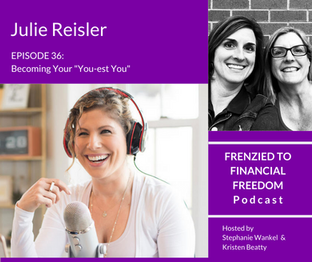 "F2F 36 Becoming Your ""You-est You"" with Julie Reisler"
