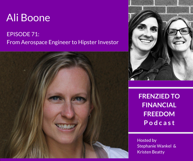 From Aerospace Engineer to Hipster Investor with Ali Boone