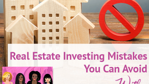 Real Estate Investing Mistakes You Can Avoid