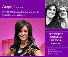 F2F 38  Making Big Changes with the Media Exposure Specialist, Angel Tuccy