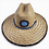 Thumbnail: EIGHTY8 IND. REFUGE STRAW HAT