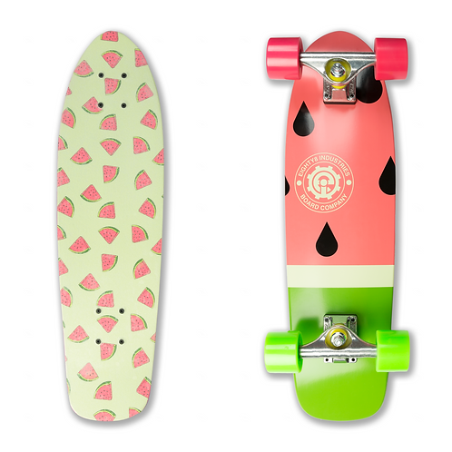 Watermelon Crush Shorty Cruiser