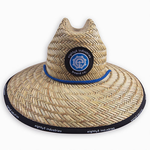 EIGHTY8 IND. REFUGE STRAW HAT