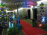 Freach Quarter Prom Decorations in Nashville